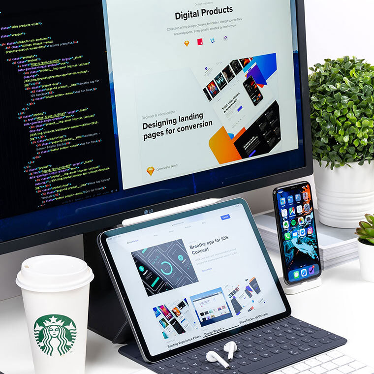 Maintenance & refonte site web