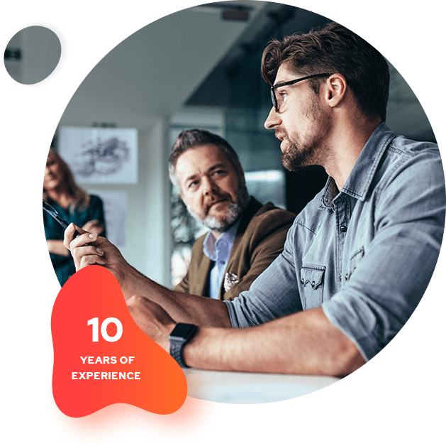Webmarketingagence with 10 Years of experience